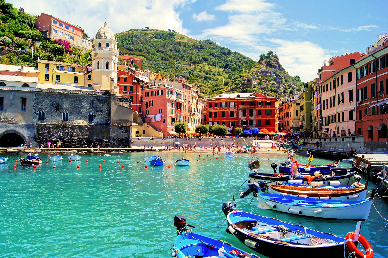 страны архитектура природа море Италия загрузить