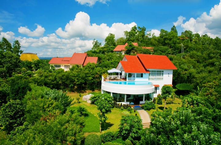 oteli vietnama Vietstar-Resort-Spa